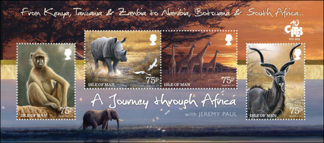 [Fauna - A Journey Through Africa, type ]