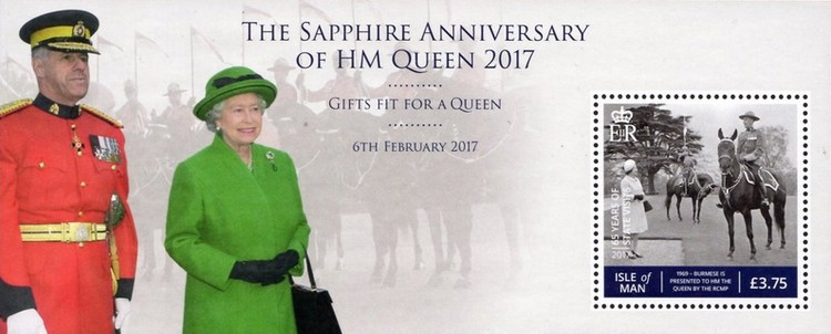 [The 65th Anniversary of the Accession of HM The Queen, type ]