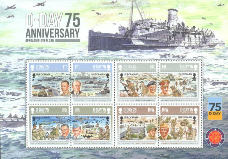 [World War II - The 75th Anniversary of D-Day, Typ ]