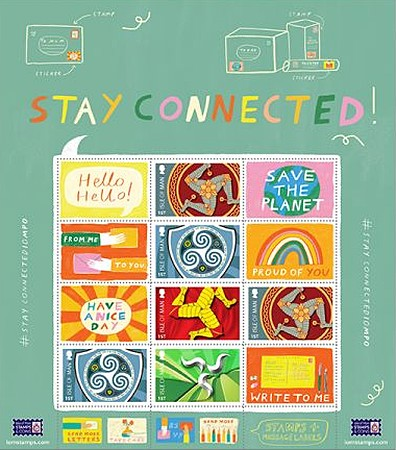 [Stay Connected, type ]