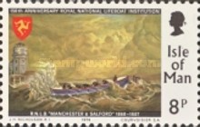 [The 150th Anniversary of the Royal National Lifeboat Institution, type AA]