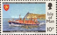 [The 150th Anniversary of the Royal National Lifeboat Institution, type AB]