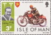 [Winners of the Isle of Man TT Motorcycle Races, type AC]