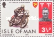 [Winners of the Isle of Man TT Motorcycle Races, type AD]
