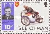 [Winners of the Isle of Man TT Motorcycle Races, type AF]