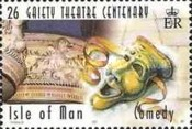 [The 100th Anniversary of the Gaiety Theatre, type AGD]