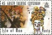 [The 100th Anniversary of the Gaiety Theatre, type AGF]