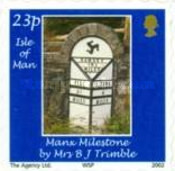 [Photographies - As Previous Edition but Self-Adhesive Stamps, type AKQ1]