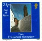 [Photographies - As Previous Edition but Self-Adhesive Stamps, type AKV1]