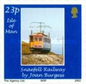 [Photographies - As Previous Edition but Self-Adhesive Stamps, type AKZ1]