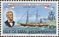 [Commemorating Manx Pioneers, 1825-1975, type AR]