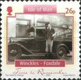 [Memories of 20th Century - Scenes from Old Days - As Previous but Self-Adhesive Stamps, type ASA1]