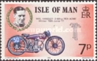 [Winners of the Isle of Man TT Motorcycle Races, type AT]