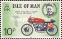 [Winners of the Isle of Man TT Motorcycle Races, type AU]