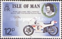 [Winners of the Isle of Man TT Motorcycle Races, type AV]