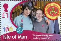 [The 100th Anniversary of Girlguiding, type BEO]