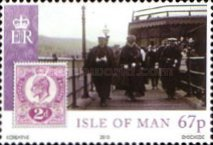 [The 100th Anniversary of the Coronation of King George V, 1865-1936, type BFC]