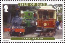 [Railways and Trams on the Isle of Man, type BFT]