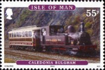 [Railways and Trams on the Isle of Man, type BFU]