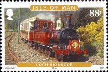 [Railways and Trams on the Isle of Man, type BFV]