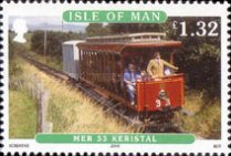 [Railways and Trams on the Isle of Man, type BFW]
