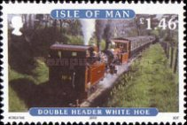 [Railways and Trams on the Isle of Man, type BFX]