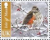 [EUROPA Stamps - The Forest, Birds, type BPO]