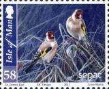 [EUROPA Stamps - The Forest, Birds, type BPP]