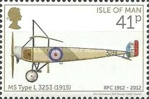 [The 100th Anniversary of the RFC - Royal Flying Corps, type BSD]