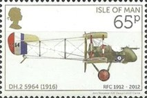 [The 100th Anniversary of the RFC - Royal Flying Corps, type BSE]