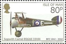 [The 100th Anniversary of the RFC - Royal Flying Corps, type BSF]