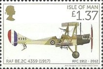 [The 100th Anniversary of the RFC - Royal Flying Corps, type BSG]