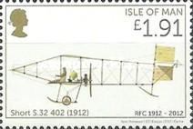 [The 100th Anniversary of the RFC - Royal Flying Corps, type BSH]