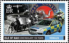 [The 150th Anniversary of the IOM Constabulary, type BTJ]