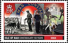 [The 150th Anniversary of the IOM Constabulary, type BTK]