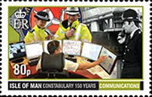 [The 150th Anniversary of the IOM Constabulary, type BTL]