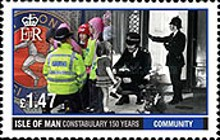 [The 150th Anniversary of the IOM Constabulary, type BTM]
