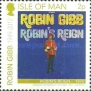 [The 1st Anniversary of the Death of Robin Gibb, 1949-2012, type BTY]