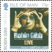 [The 1st Anniversary of the Death of Robin Gibb, 1949-2012, type BUD]