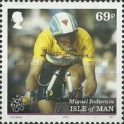 [Cycling - The 100th Anniversary of Tour de France, type BUP]