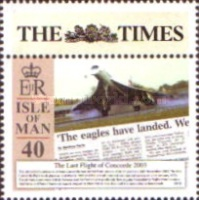 [The 225th Anniversary of the Times Newspaper, type BUU]