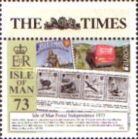 [The 225th Anniversary of the Times Newspaper, type BUW]