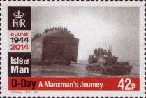 [The 70th Anniversary of D-Day, type BXP]
