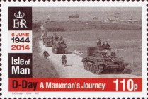 [The 70th Anniversary of D-Day, type BXS]