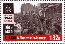 [The 70th Anniversary of D-Day, type BXU]
