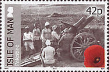 [The 100th Anniversary of World War I - Battle Fronts, type BZL]
