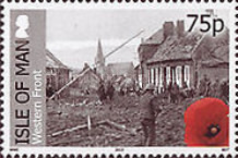 [The 100th Anniversary of World War I - Battle Fronts, type BZN]