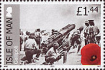 [The 100th Anniversary of World War I - Battle Fronts, type BZP]
