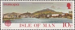 [EUROPA Stamps - Landscapes, type CC]
