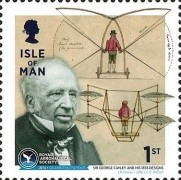 [The 150th Anniversary of the Royal Aeronautical Society - Innovation in Aerospace, type CCN]